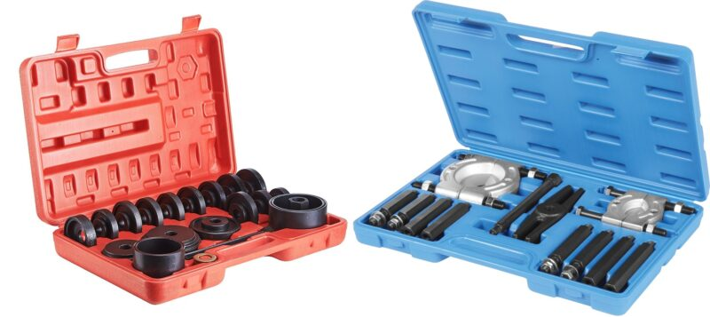 Wheel Bearing Removal Tool Kit Set